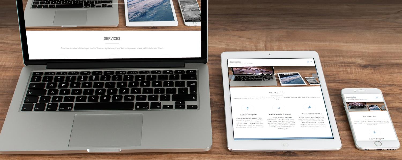 Von einfachen Webseiten bis zum online Shop